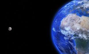 Земля потеряла до 60% атмосферы после столкновения с Протолуной