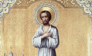 Святой Алексий: отречение во имя любви