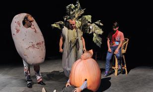 Фестиваль театров малых городов проходит в Саратовской области