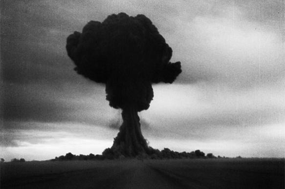 Атомная бомба - единственное оружие сдерживания