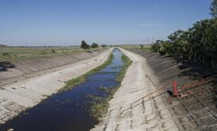 Украина назвала условие для поставок воды в Крым