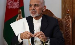 Ловите вора: полпред Афганистана в Таджикистане потребовал ареста Гани