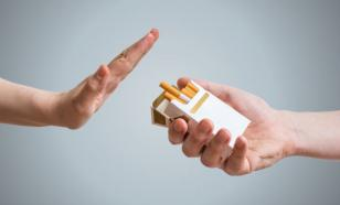 Сигарета - минус, килограммы - плюс?