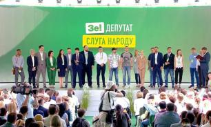 Кандидат в депутаты от партии Зеленского допустил в резюме 20 ошибок