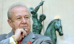 Власти Москвы хотят взыскать с Зураба Церетели 55 млн рублей