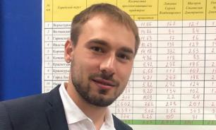 Биатлонист Антон Шипулин побеждает на довыборах в Госдуму