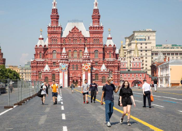 Чуть больше тысячи москвичей заболели коронавирусом за сутки