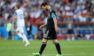 Гол Месси принёс Аргентине победу на старте отбора ЧМ-2022