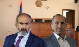 Кочарян или Пашинян — вот главный армянский вопрос