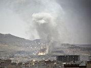 США поддерживают саудитов, которые сбрасывают на Йемен кассетные бомбы. Где борьба с терроризмом?
