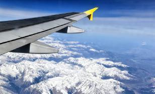 В СПб разработан способ борьбы с турбулентностью самолетов