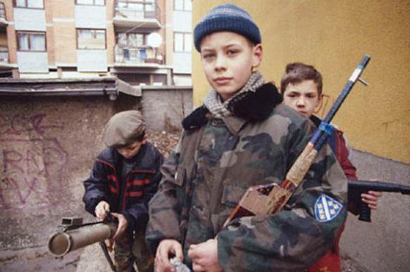 Война в Боснии. Факты