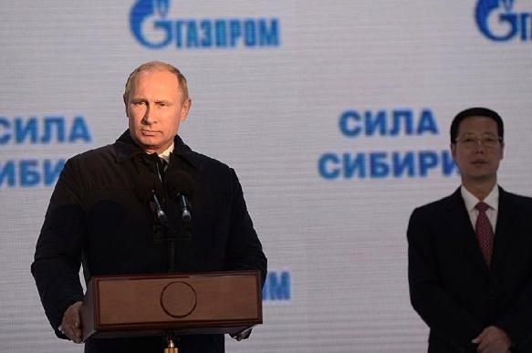 "Почему газопровод ""Сила Сибири"" опасен для США"