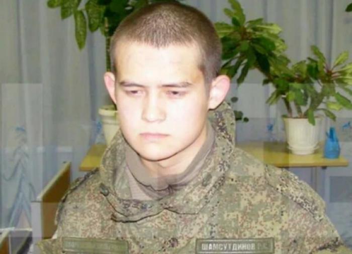 Рамиль Шамсутдинов, расстрелявший сослуживцев, предстанет перед судом