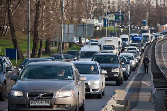 В России введён штраф за неоплату проезда по платным дорогам