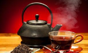 Избавиться от лишних килограммов поможет черный чай