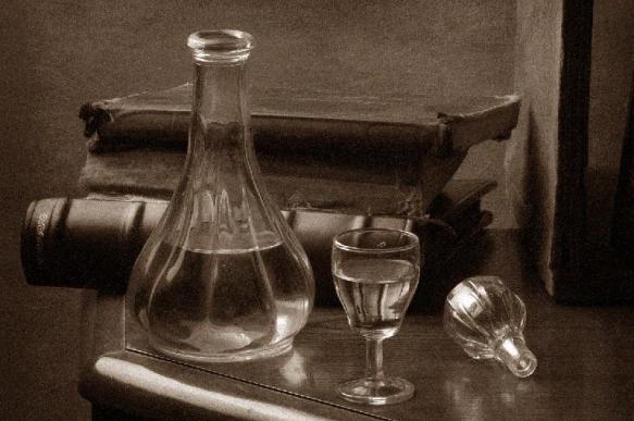 Британцам посоветовали вместо виски пить водку