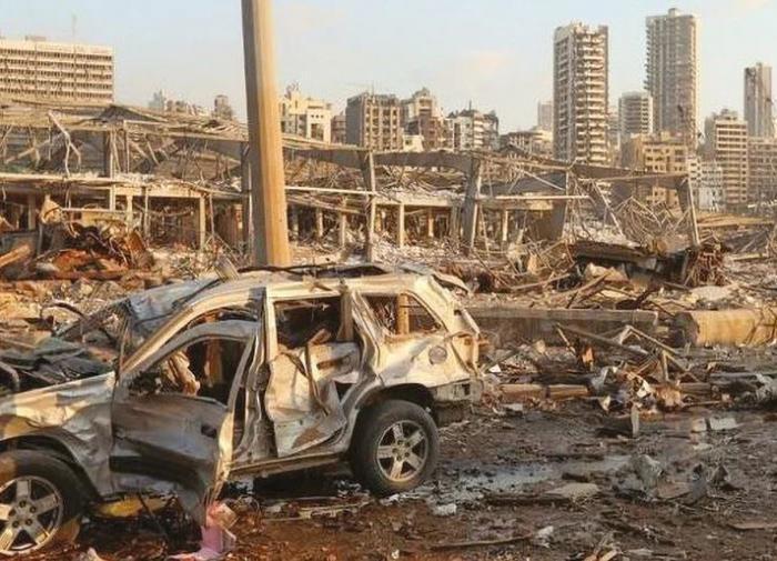 В Бейруте увеличилось число жертв взрыва