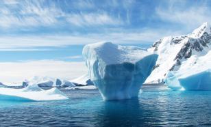 На востоке Антарктиды зафиксировано аномальное таяние льда