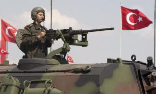 Турецкая артиллерия в Сирии ударила по позициям правительственных войск