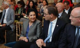"""Жители Грузии получили от немецкого посла совет насчёт """"европейских амбиций"""""""