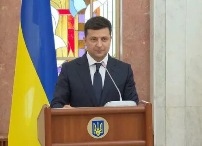 Зеленский: Байден поддержал возможность членства Украины в НАТО, но не прямо