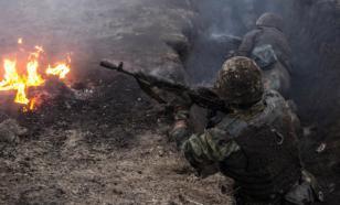 В ЛНР на растяжке подорвался украинский солдат