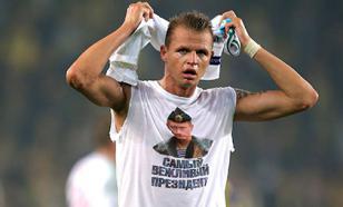 Футболист Тарасов устроил дебош в самолёте
