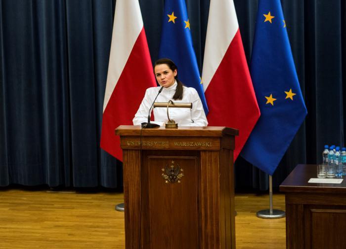 Неменский об объявлении Тихановской в розыск: тут нет никакой политики