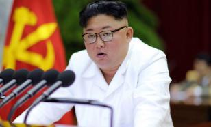 """""""Серьёзный инцидент"""": Ким Чен Ын обрушился с критикой на чиновников"""
