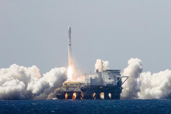 """""""Морской старт"""" могут перебросить из Калифорнии на Дальний Восток"""