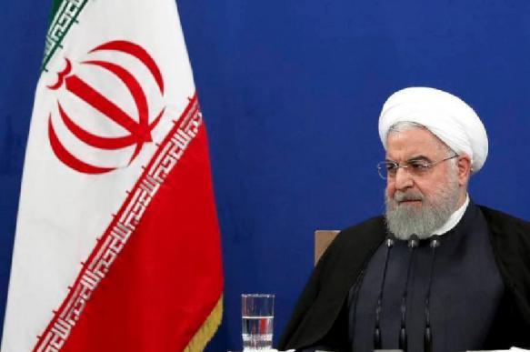 Роухани призывает США  к мудрому шагу - покинуть регион