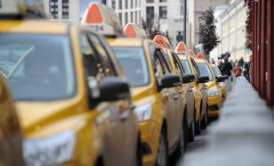 В Москве преступники собирали дань с таксистов