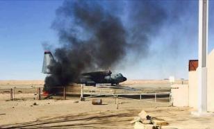 ОАЭ стоит за авиаударом по ливийской авиабазе Аль-Ватыя