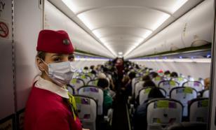 Эксперт назвал способы заражения COVID-19 в самолете