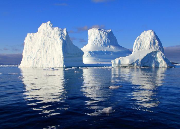 Ледники Гренландии начали таять с рекордной скоростью