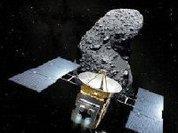 Земляне научились стрелять по астероидам