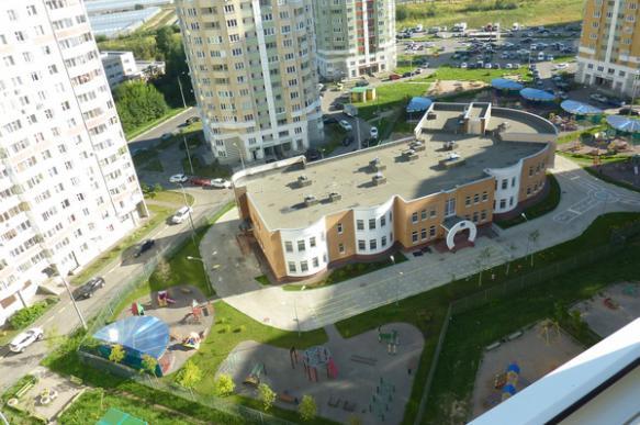 Москва построит в этом году 15 школ и детских садов