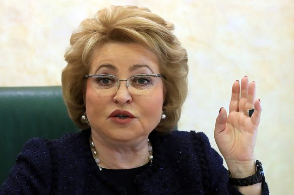 Матвиенко не увидела отдачи от льгот для нефтяников