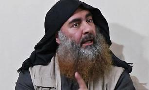 Тело аль-Багдади могли сбросить в море