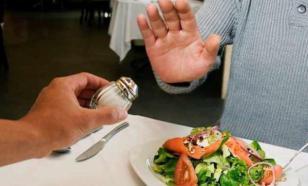 Диета против гипертонии — сколько соли можно и нужно