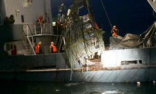 """Следствие отказалось от версии теракта на борту """"Ту-154"""""""