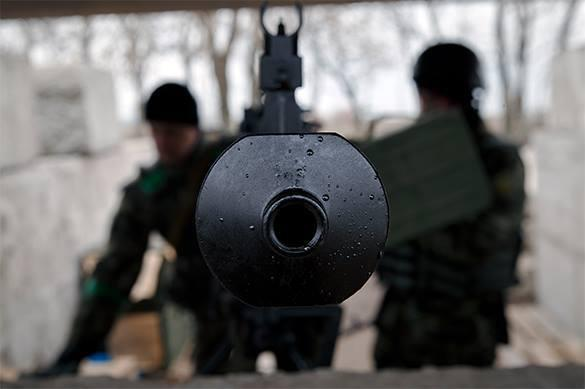 Под обстрелами со стороны ВСУ погибли три ополченца