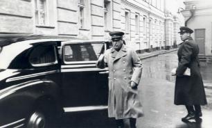 Полиция нашла угнанный лимузин Сталина