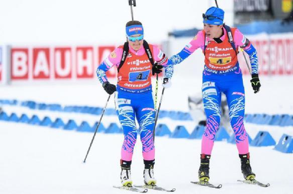 Назван состав сборной России на шестой этап Кубка мира по биатлону