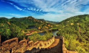 """Археологи обнаружили """"предшественницу"""" Великой Китайской стены"""