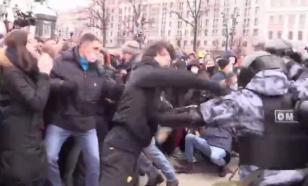 Чеченец, дравшийся с ОМОНом в Москве, раскаялся в своём поступке