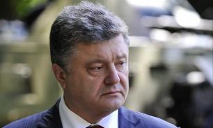 Украинская неделя: бенефис Порошенко на фоне стриптиза