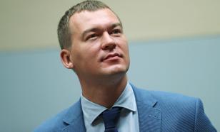 Дегтярёв хочет разрешить хабаровским чиновникам летать бизнес-классом