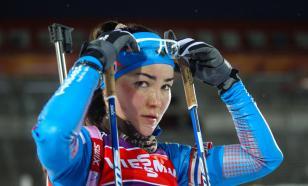 Российские биатлонисты установили антирекорд по гонкам без медалей